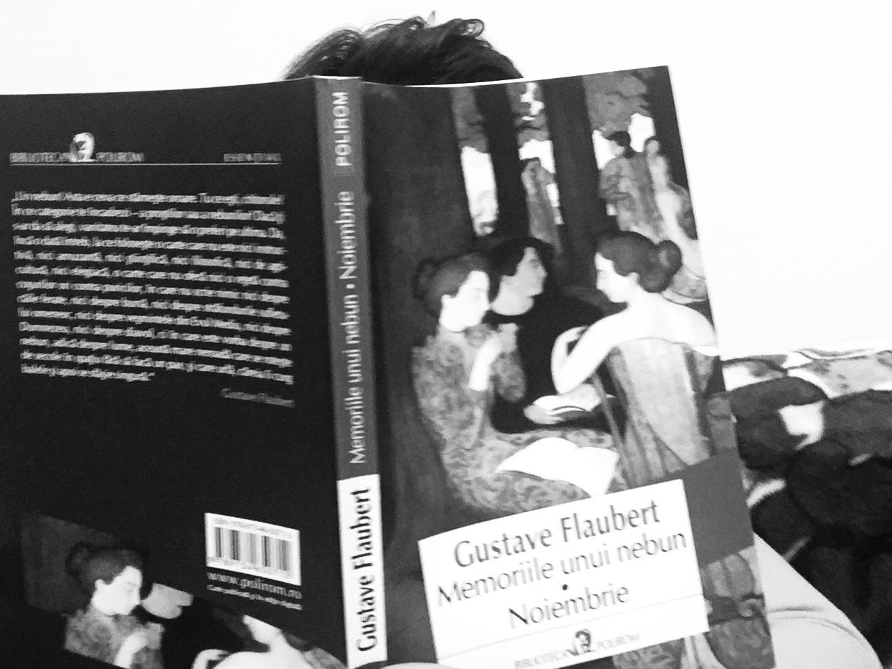 dă-i o șansă lui Flaubert