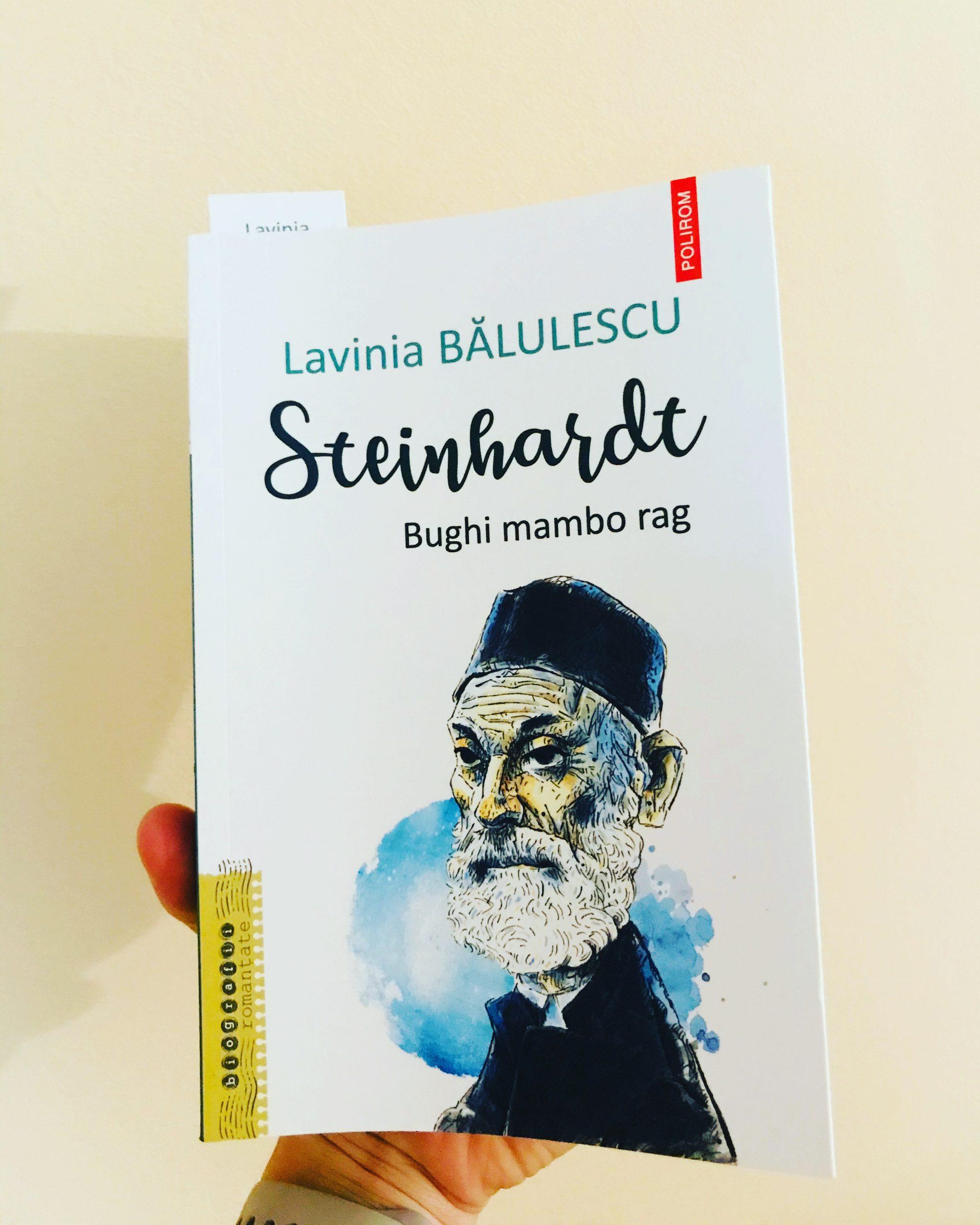 Steinhardt, Lavinia Bălulescu