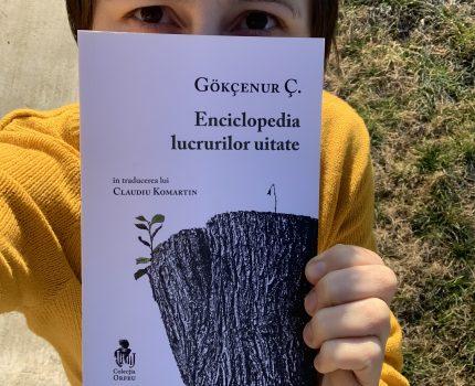 Enciclopedia lucrurilor uitate, Gökçenur Ç.