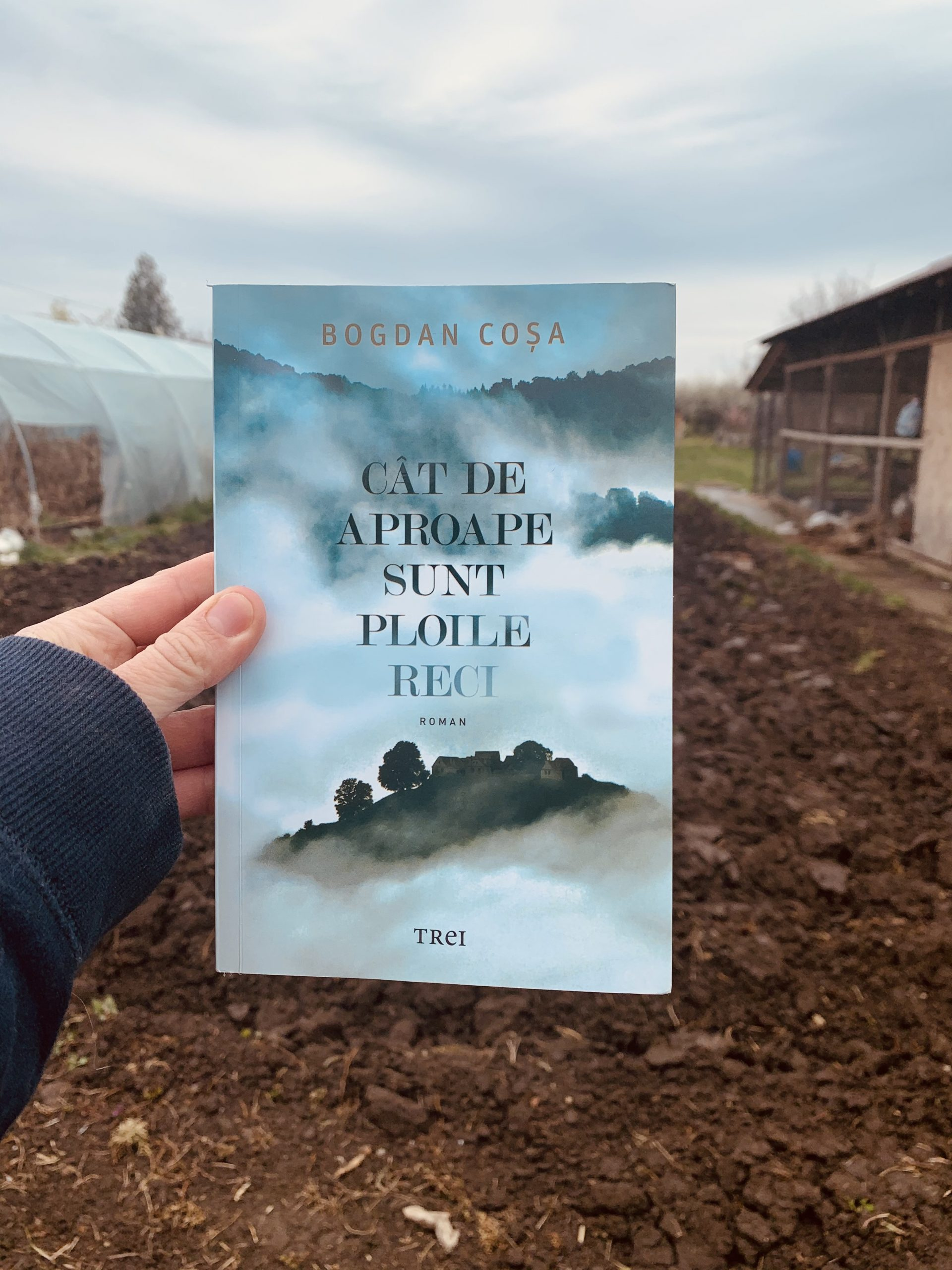 Cât de aproape sunt ploile reci, Bogdan Coșa
