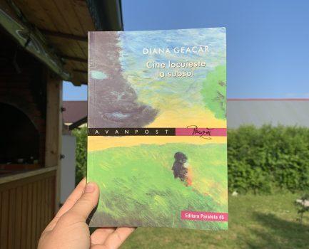 Cine locuiește la subsol, Diana Geacăr