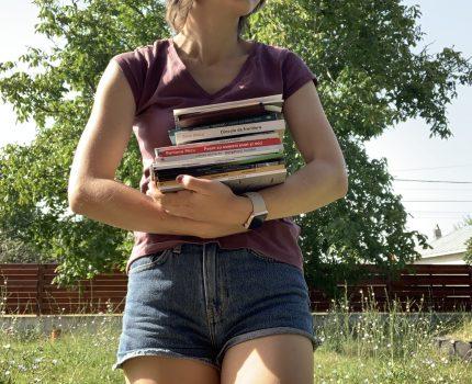 Ce-am citit în iulie și alte peripeții